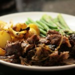 MTT: Slow-Cooked Shoulder of Lamb