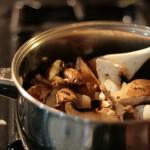 MTT: Mushroom, Pea and Tarragon Pot Pies