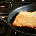 MTT: American Grilled Cheese Sandwich