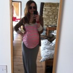 A Pregnancy Wardrobe, Weeks 30-35
