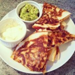 MTT: BBQ Chicken Quesadillas