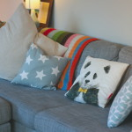 The New Lounge: Feeding My Cushion Obsession