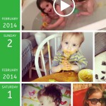 How To Share Photos Of Your Children: Lifecake At Easter