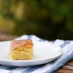 MTT: Easy Lemon Drizzle Cake