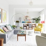 Living Space Inspiration – Colour Pops