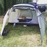 MTT (and Elfie) Goes Camping