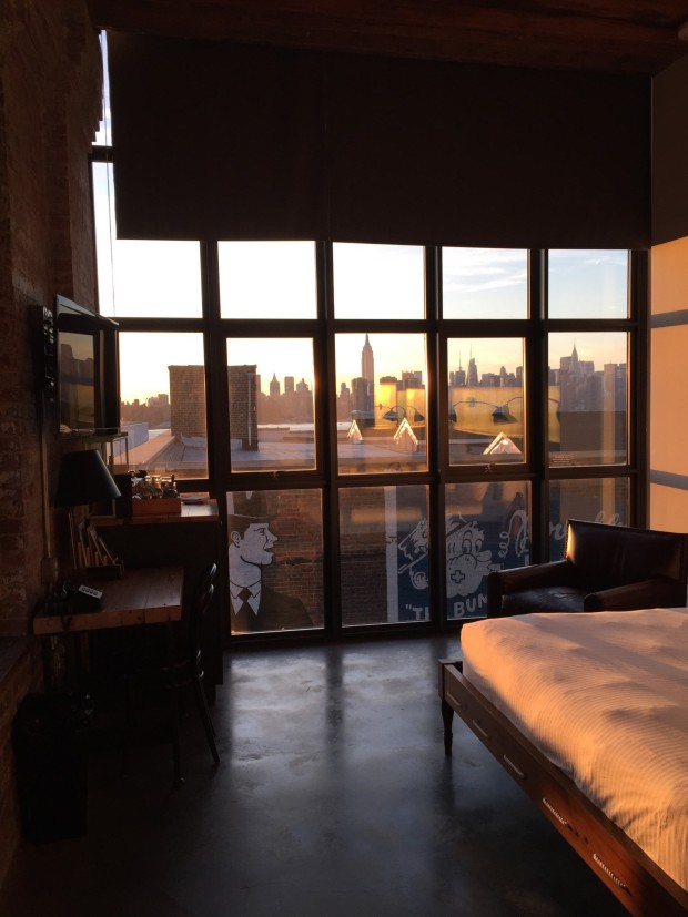 Wythe Hotel Brooklyn - review