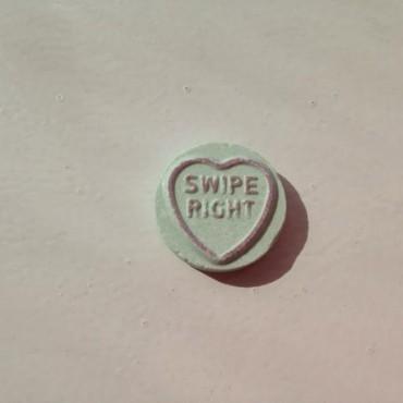 Love Heart Swipe Right
