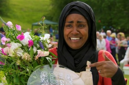 Nadiya Hussain wins the bake off