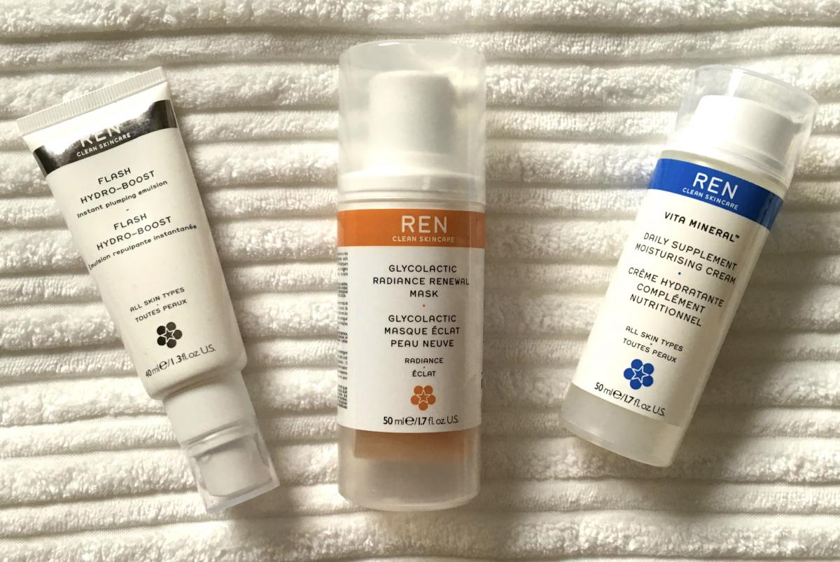 best ren products