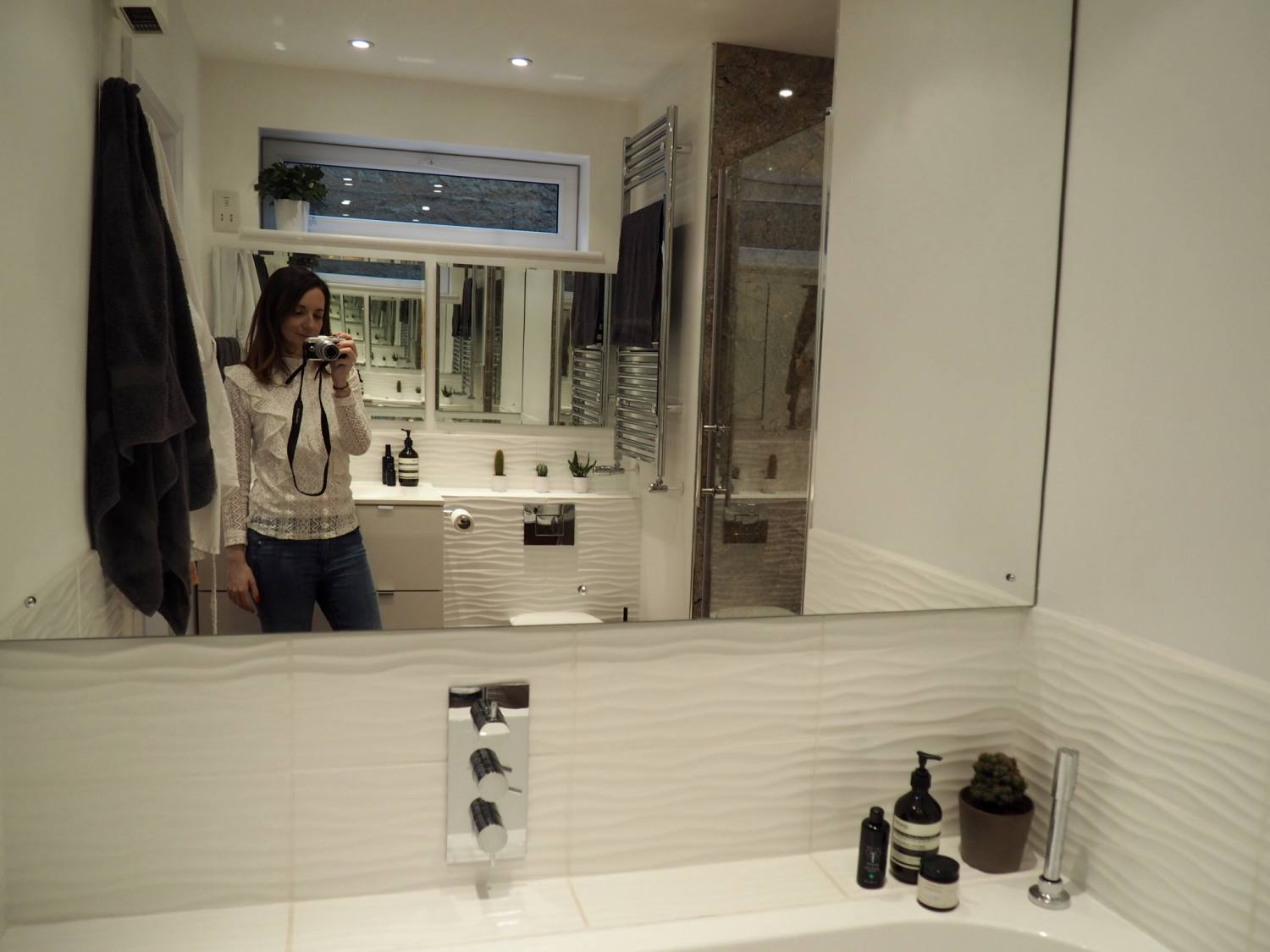 6 ways to a hotel bathroom at home | more than toast