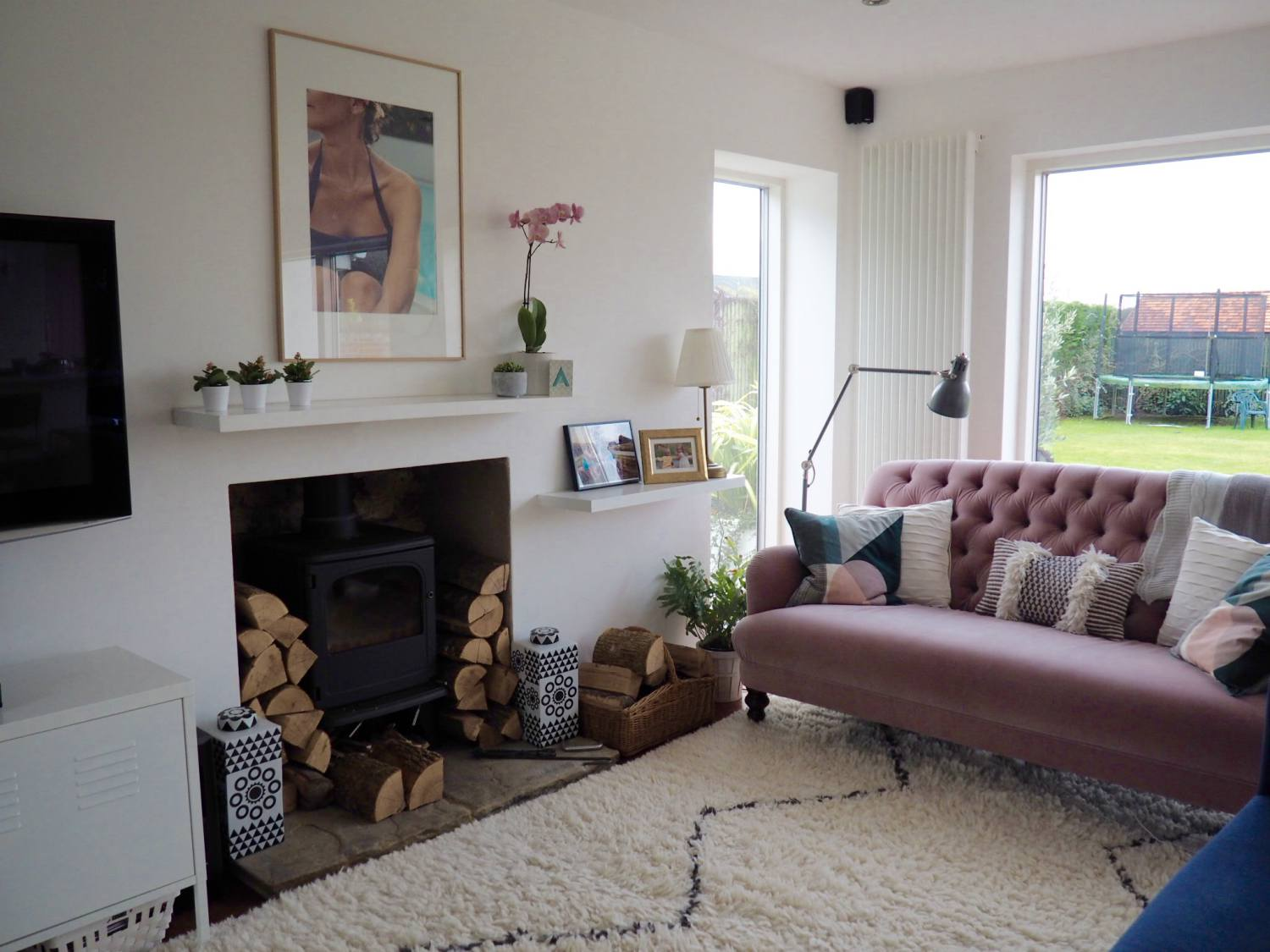 Choosing art for your home - Choosing Art For Your Home Being Able To See The Art In Situ Before I Bought And Hung It Really Helped Too Ok So It Would Have Only Cost 14 To Have