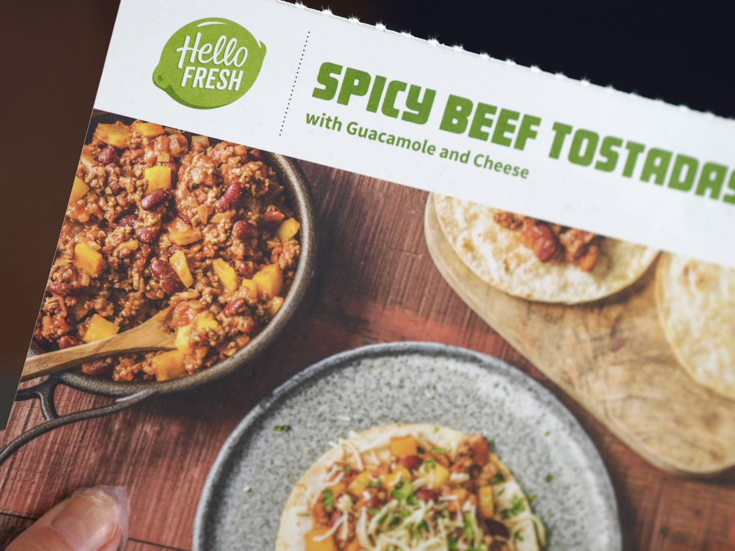 More Than Toast Blog A Hello Fresh Review