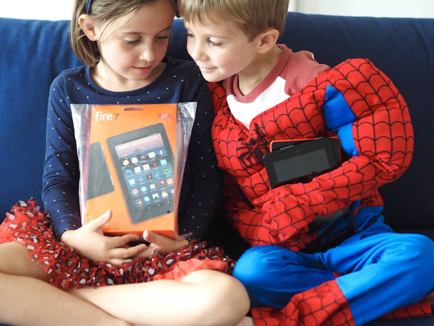 Win an Amazon Fire 7