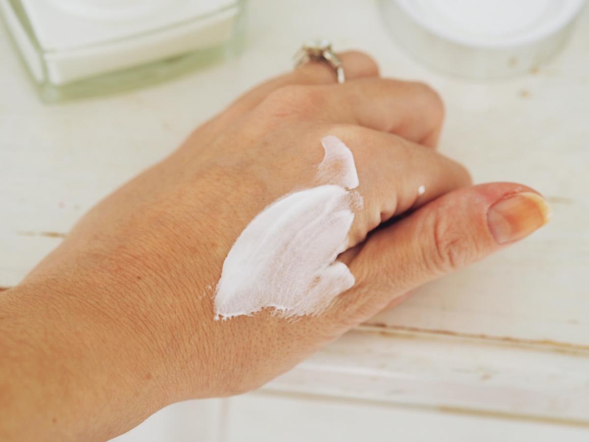 Novel skincare
