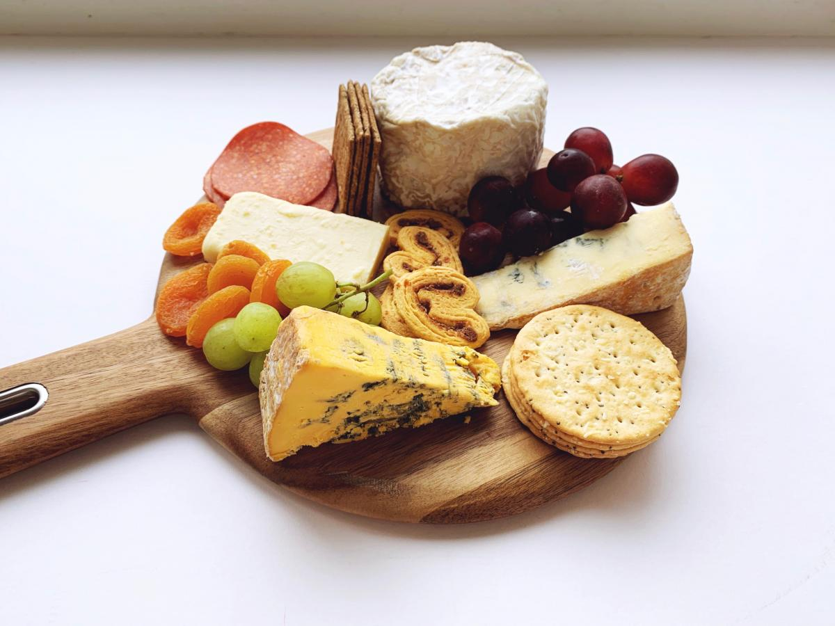 brilliant cheese board