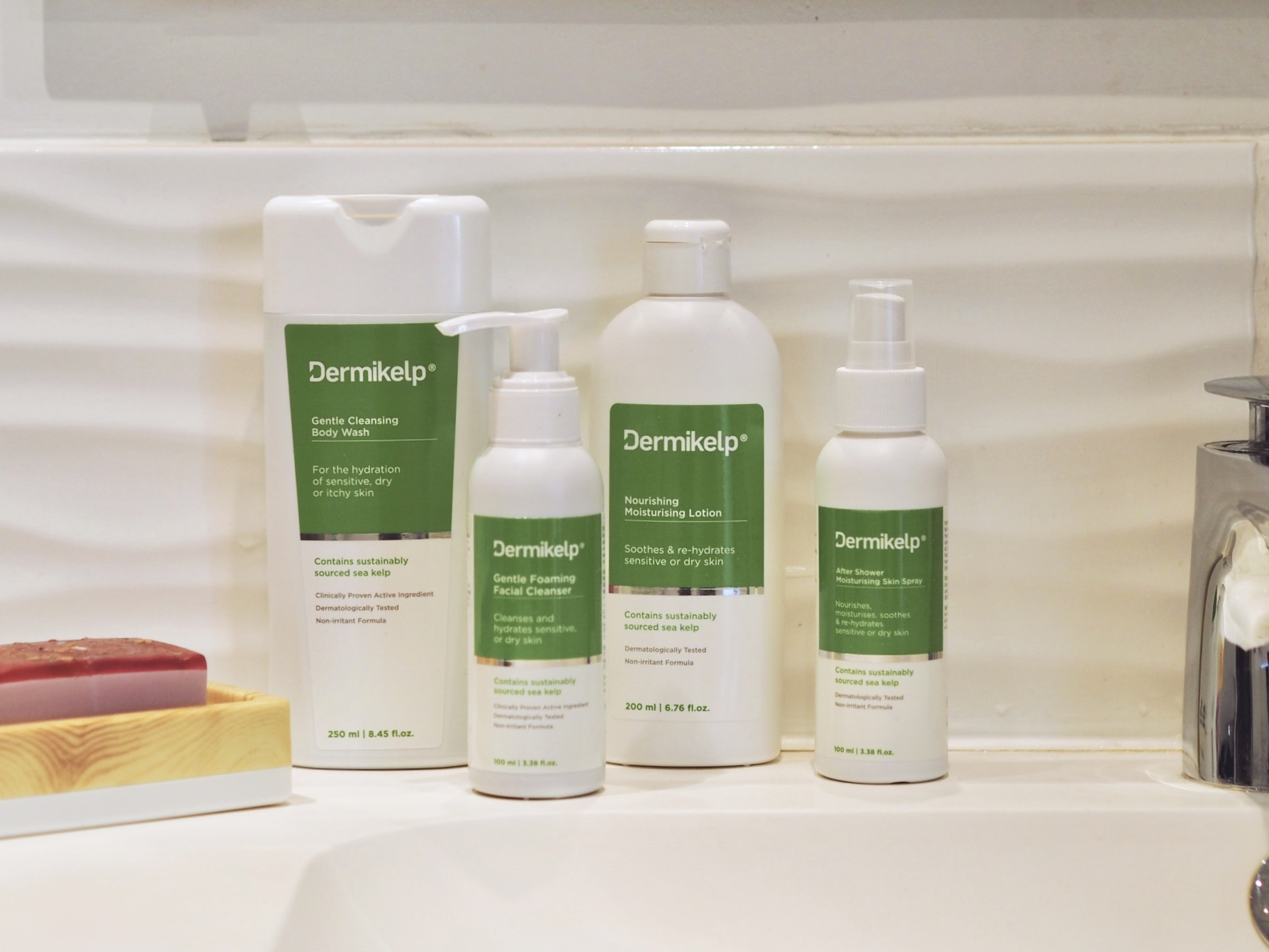 Dermikelp review